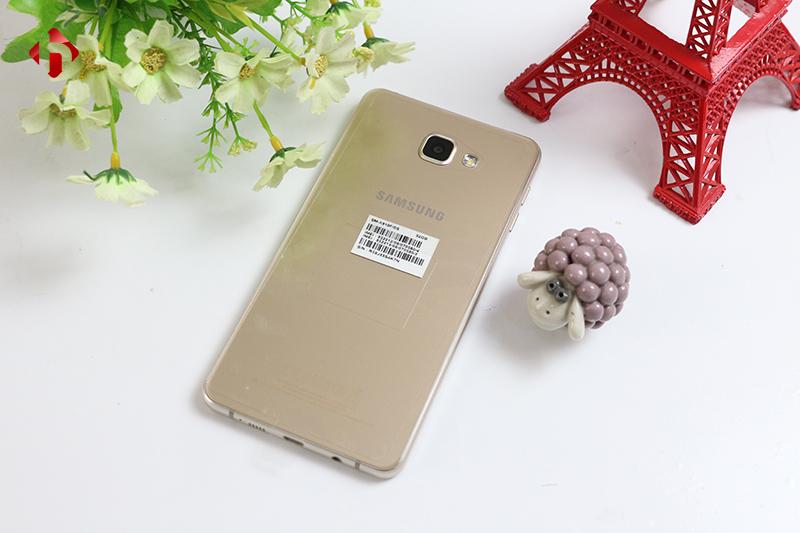 Galaxy A9 Pro chính hãng có màn hình rộng
