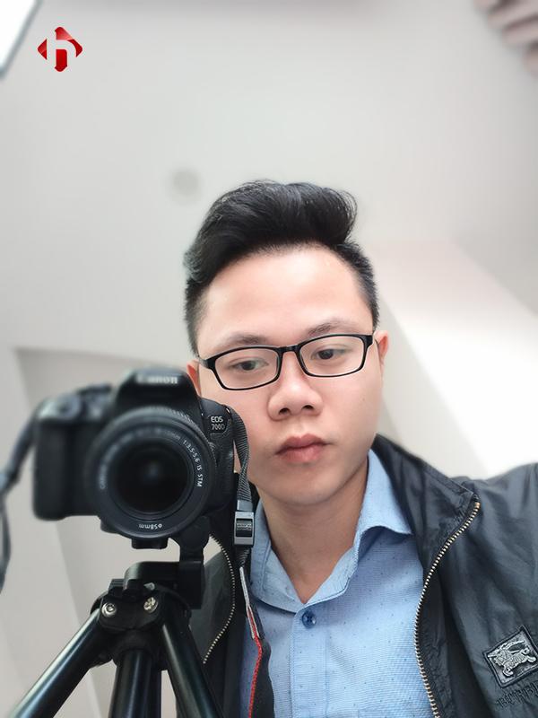 Camera Sefile trên Galaxy C8