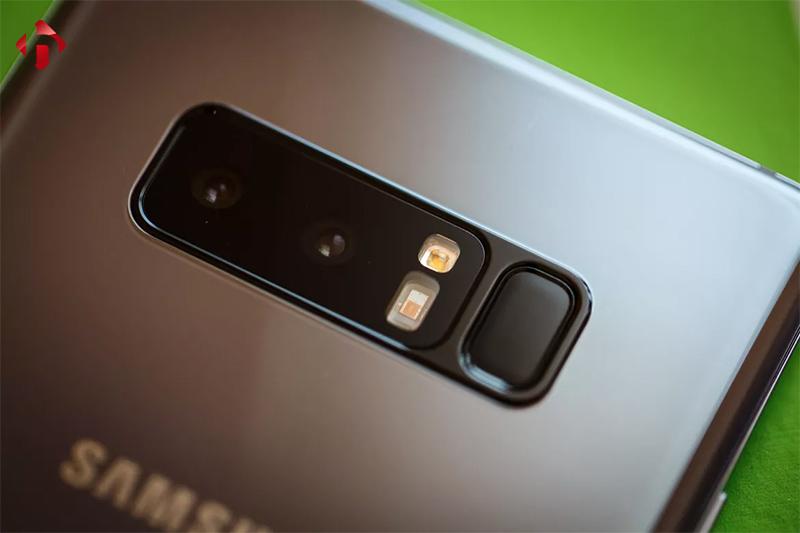 Camera kép của Galaxy Note 8