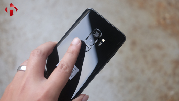 Camera sau S9 Plus