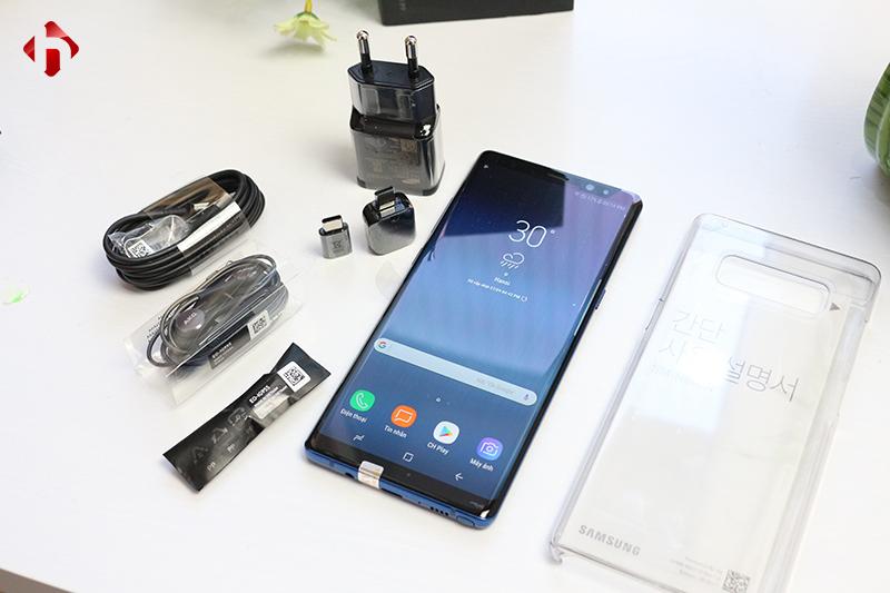 Samsung Galaxy note 8 Hàn 256GB giá rẻ