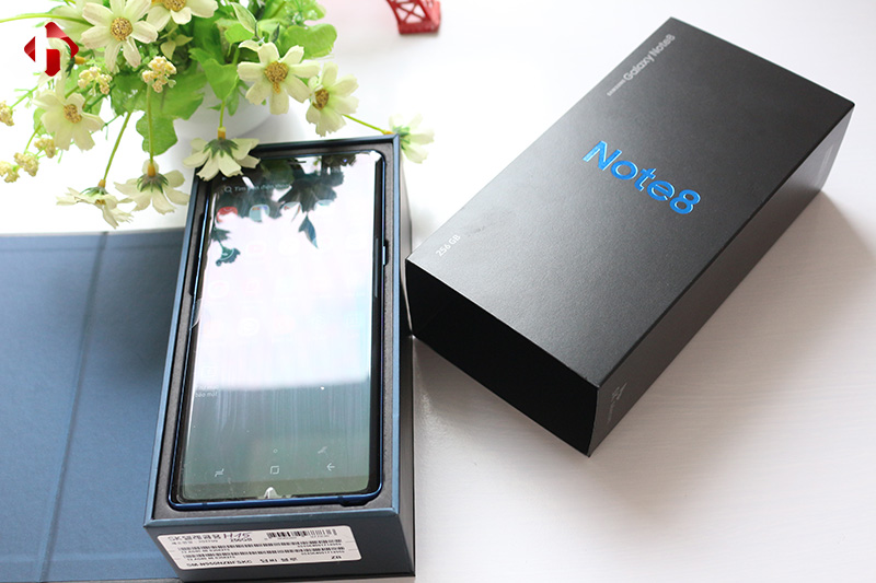 Samsung Galaxy Note 8 Hàn có dung lượng 256GB