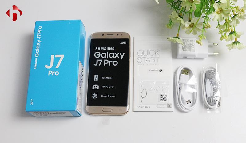 Samsung Galaxy J7 Pro Fullbox
