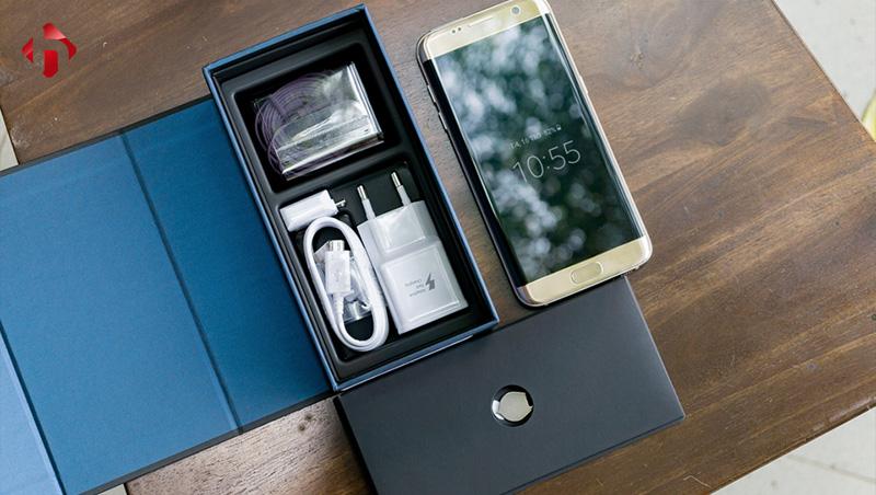 Samsung Galaxy S7 Edge Quốc tế Fullbox