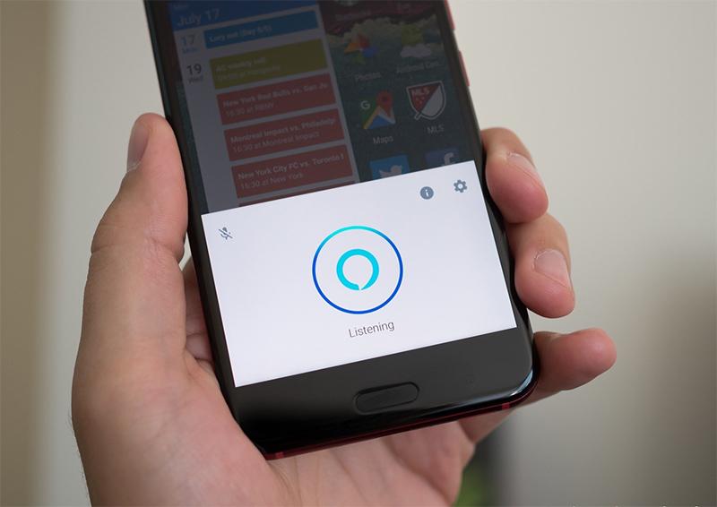 Trợ lý ảo trên HTC U11