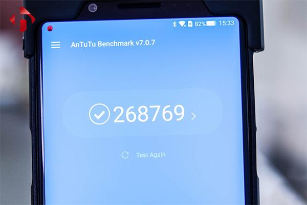 Điểm Antutu của điện thoại game thủ Xiaomi Black Shark