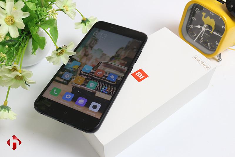 Giao diện của Xiaomi Mi 5X