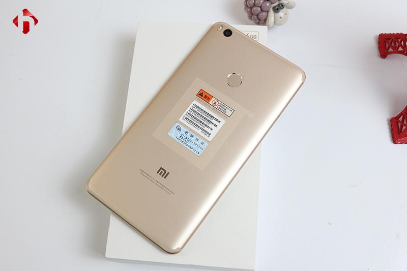 Thiết kế mặt sau của Xiaomi Mimax 2
