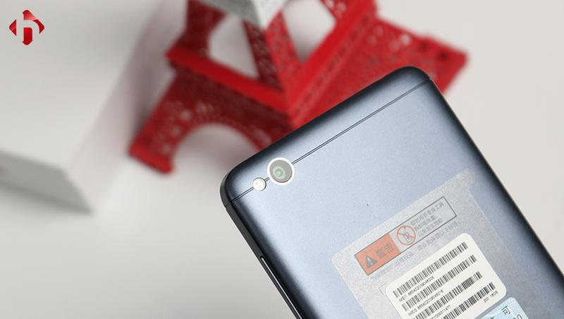 Camera sau của Xiaomi Redmi 4A
