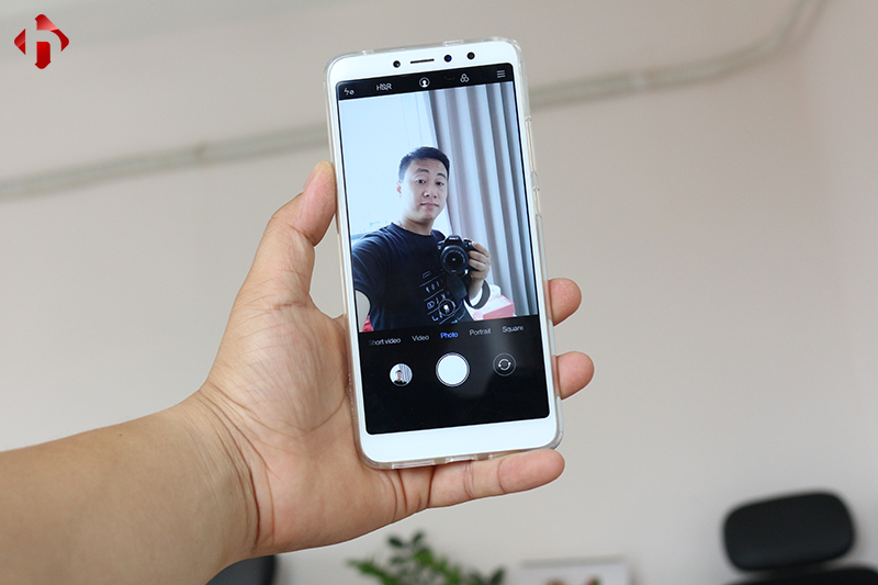 Camera sefile của Redmi S2
