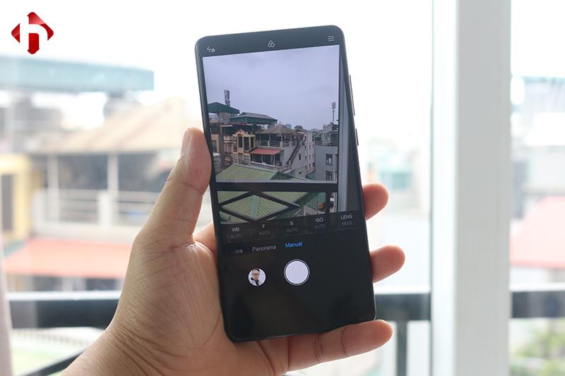 Camera của Xiaomi Mi Mix 2s