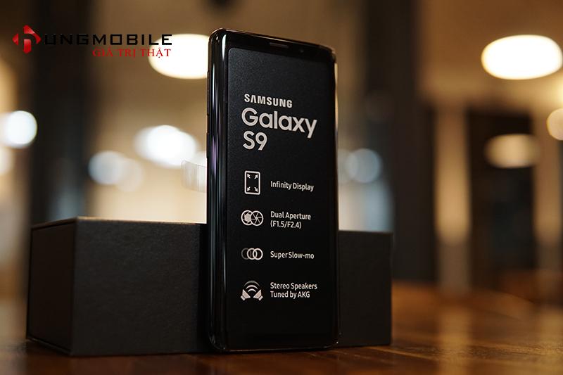 Galaxy S9 hàn xách aty