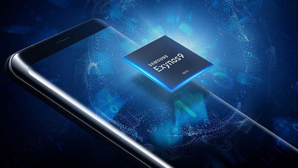 Chip exynos 9810 trên Note 9 Hàn