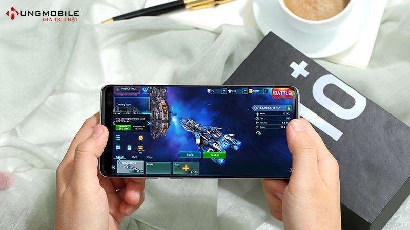 Hiệu năng trên Samsung S10 Plus Mỹ
