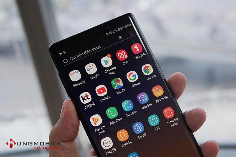 Samsung Galaxy Note 9 hàn