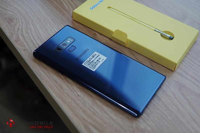 đánh giá cấu hinh Note 9 hàn 512GB