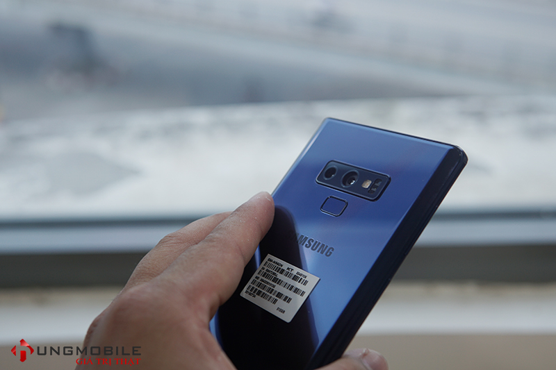 Mặt lưng Galaxy Note 9