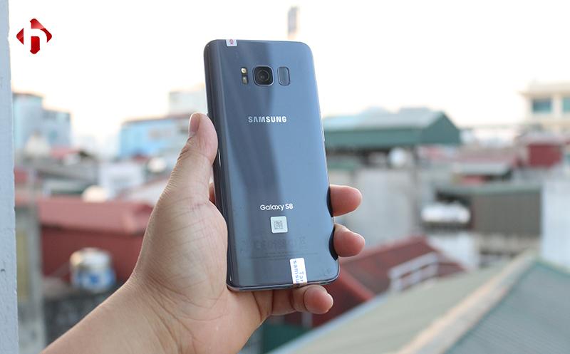 Galaxy S8 xách tay