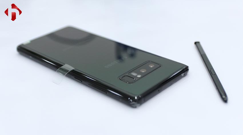 Samsung Galaxy Note 8 Mỹ năm 2020: Gừng càng già càng cay