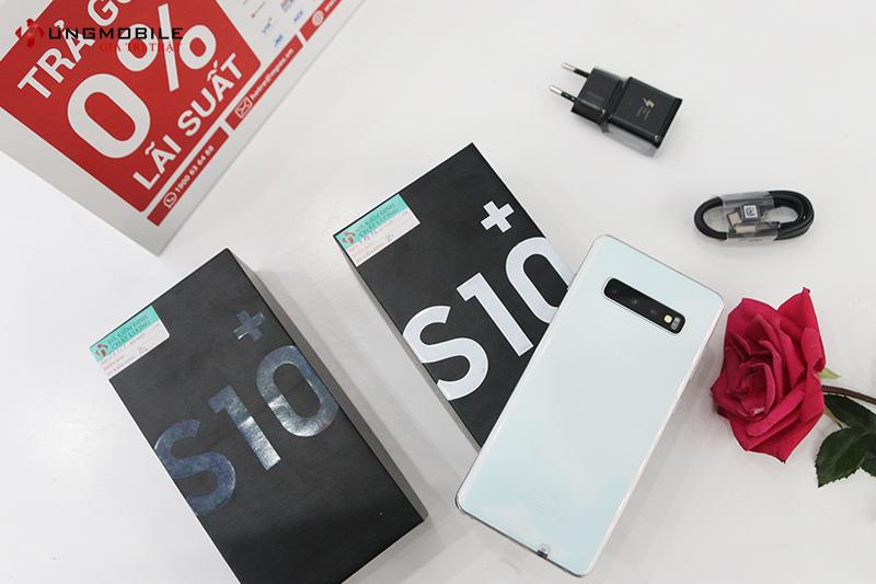 H/A thực tế Samsung S10 Plus Mỹ Mới 100% chỉ 9 triệu hơn