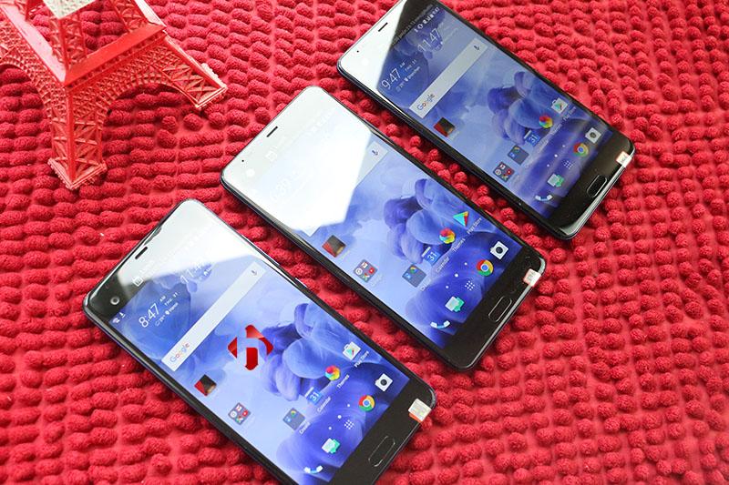 thiết kế mặt trước HTC U Ultra cũ, xách tay Mỹ