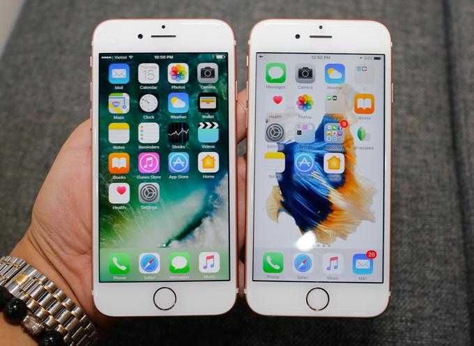 iPhone 6s cũ - iPhone 7 cũ