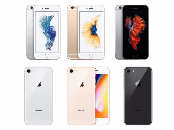 iPhone 6s - iPhone 8 cũ