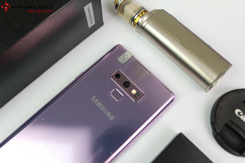 Galaxy Note 9 Mỹ 512GB Mới Fullbox đã có hàng - Hình ảnh thực tế