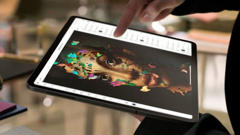Apple cho rằng việc iPad Pro 2018 bị cong là bình thường