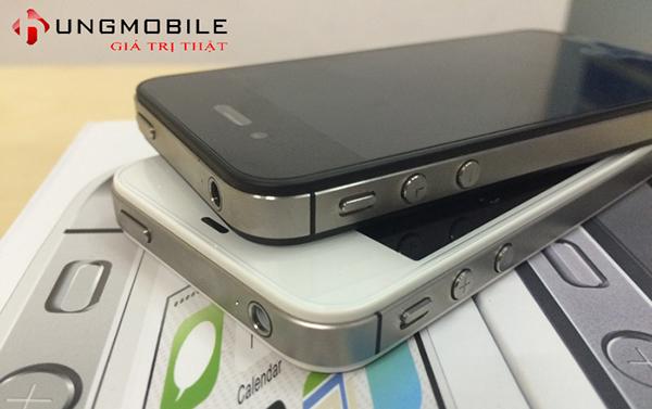 Khi mua iphone 4s, 5, 5s QT Fullbox tại HungMobile, bạn được hưởng lợi gì?