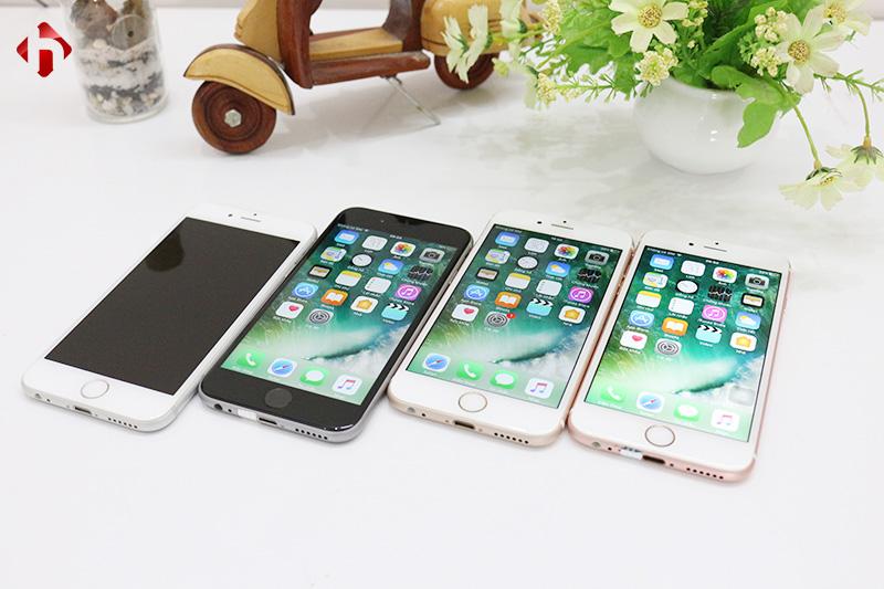 iPhone 6s Lock sử dụng như bản Quốc Tế