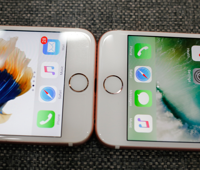 iPhone 6s - iPhone 7 cũ