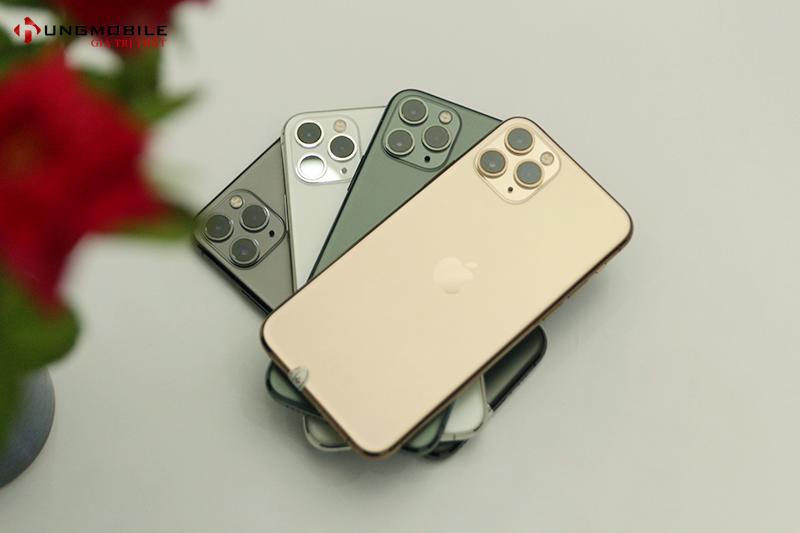 3 lí do vì sao nên mua iPhone 11 Pro likenew giá rẻ chỉ có tại HungMobile