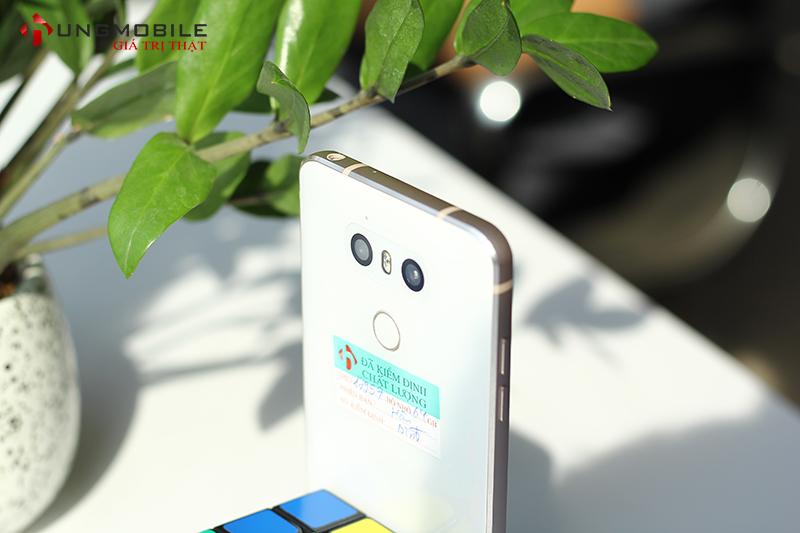 Camera trên LG G6