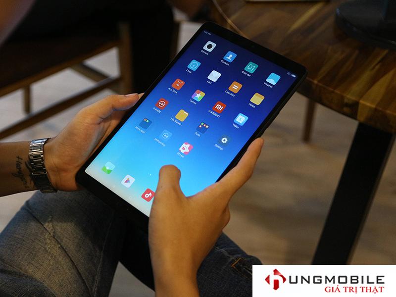 Thiết kế của Xiaomi Mi Pad 4 Plus