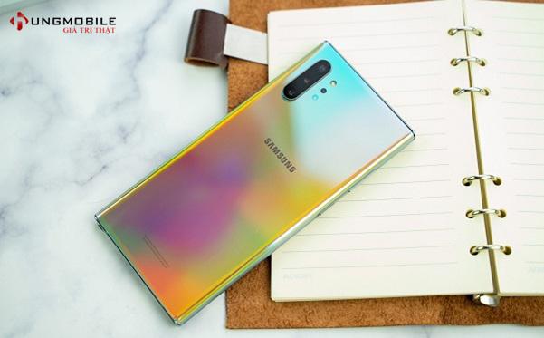 Mở hộp Samsung Note 10 Plus Chính Hãng giá SỐC chỉ 17 triệu