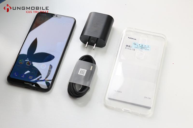 Nokia X6 điện thoại dưới 5 triệu 2018