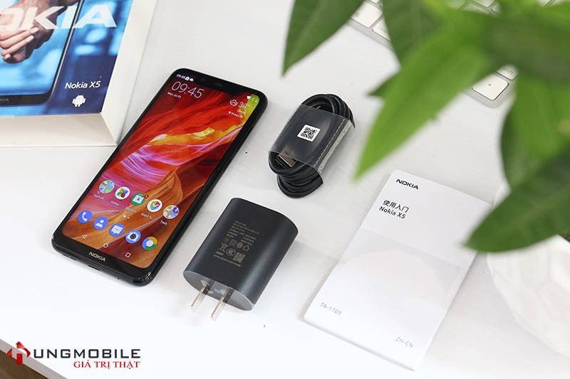 Nokia X5 2018 xách tay