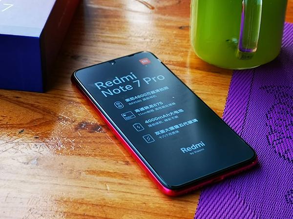 đánh giá Redmi note 7 Pro xách tay