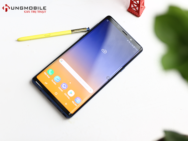 thiết kế note 9