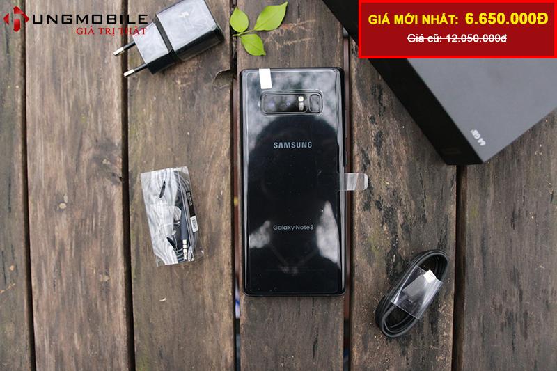 Duy nhất tại HungMobile: Galaxy Note 8, 9, 10+ sập giá chỉ từ 6tr