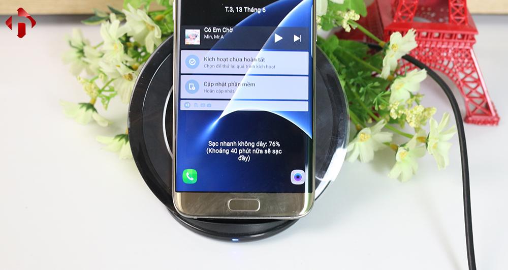 Sạc nhanh không dây Samsung