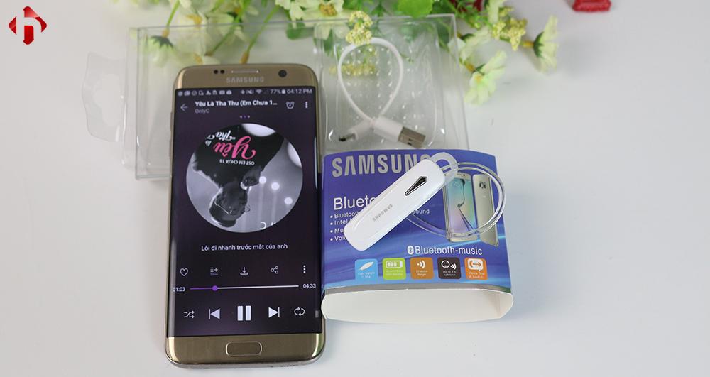 tai nghe bluetooth Samsung tương thích tốt với tất cả smatphone trên thị trường