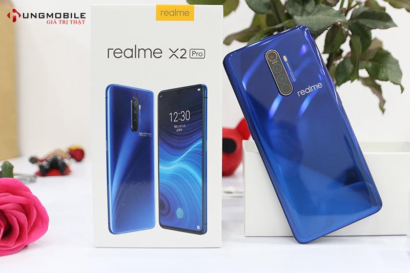Mở hộp - Đánh giá Realme X2 Pro xách tay: Snap855 Plus, giá rẻ dư sức ăn đứt Xiaomi