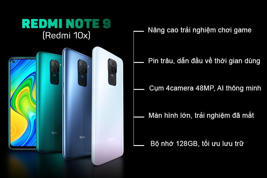 Mở hộp Xiaomi Redmi 10X xách tay giá rẻ - Cơn bão mới càn quét thị trường Smartphone