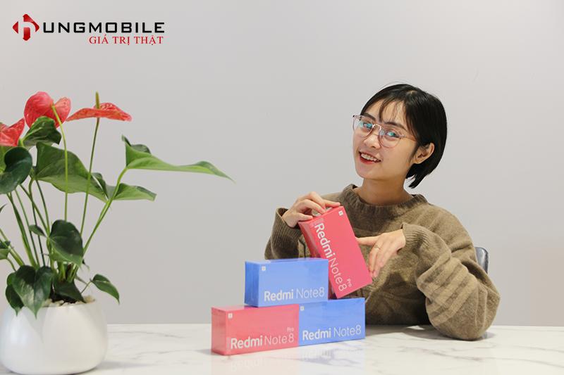 Redmi Note 8 chính là chiếc điện thoại giá rẻ tốt nhất ở thời điểm hiện tại