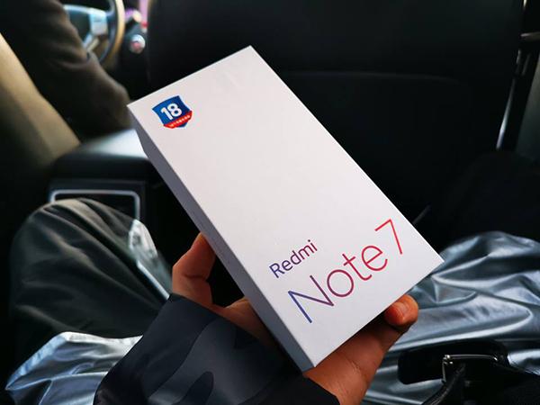 redmi note 7 xách tay