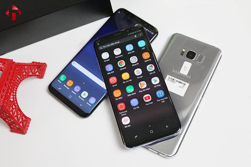 Galaxy S8 Plus xách tay