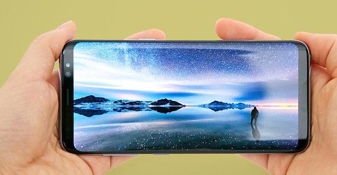 Galaxy S9 xách tay mỹ