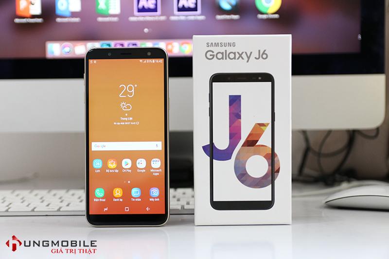 Galaxy J6 chính hãng